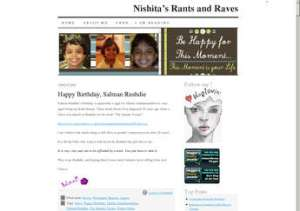 My Old WordPress Page