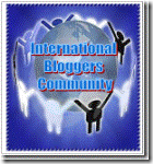 The International Bloggers Community Award