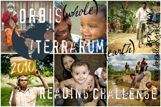 The Orbis Terrarum Reading Challenge