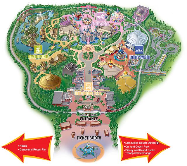 Hong Kong Disneyland Map Pdf disneyland hong kong map