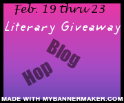 The literary blog hop giveaway