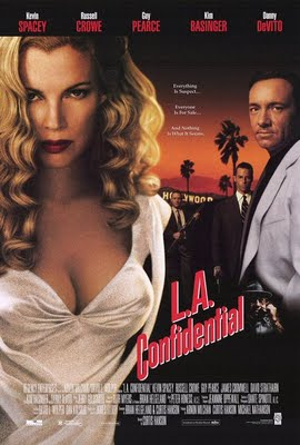 L.A Confidential Movie Poster