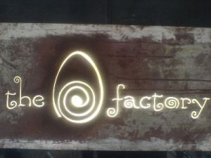 The Egg Factory