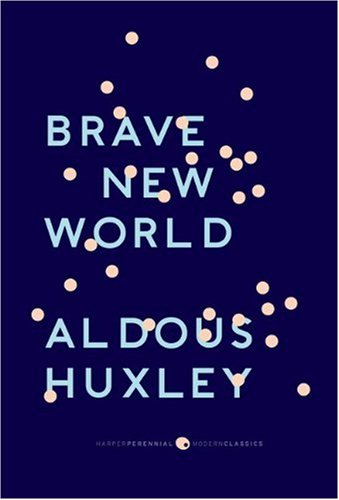 The similarities between 1984 by george orwell and brave new world by aldous huxley